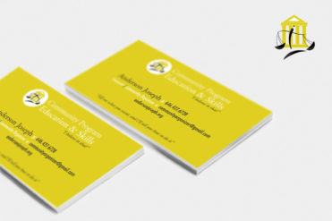Anderson Joseph Business Cards
