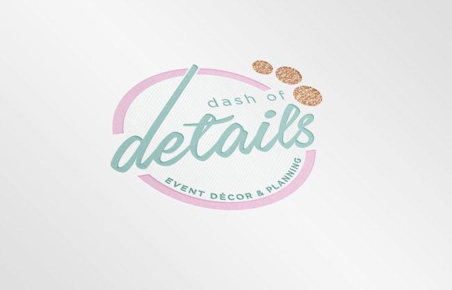 Dash Of Details Logo